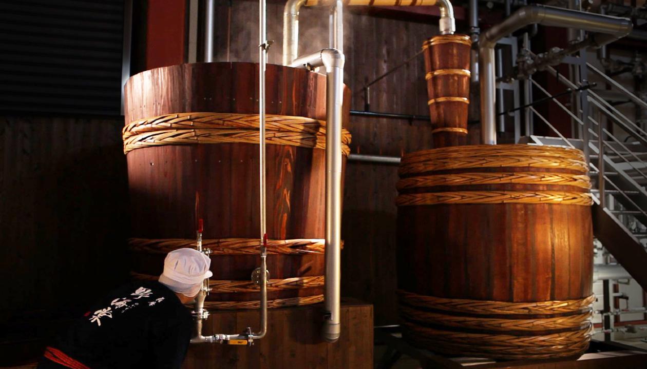 木樽(きたる)蒸溜