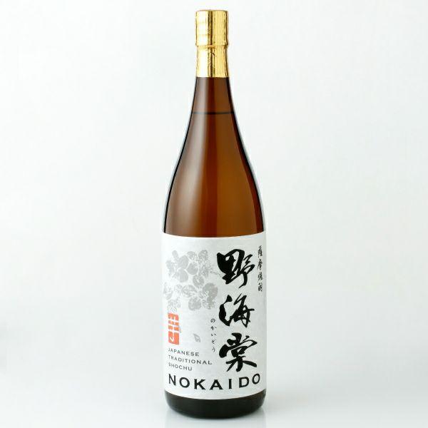 芋焼酎「野海棠」 1800ml