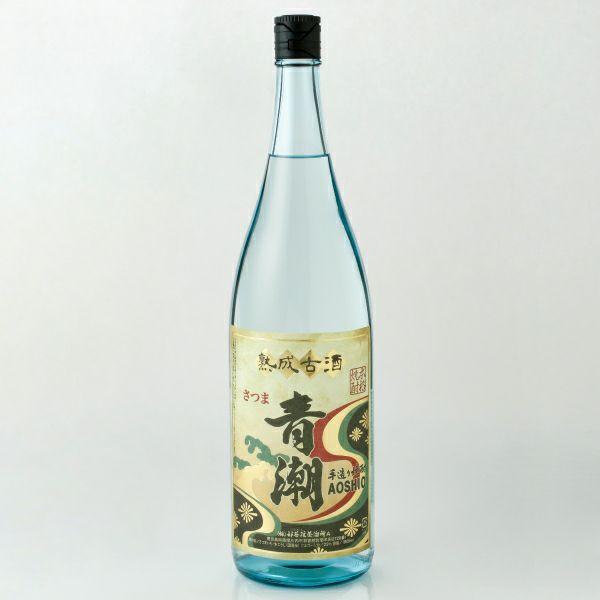 古酒 手造り青潮 1800ml
