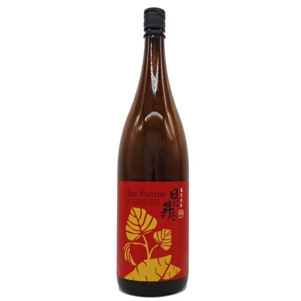 木桶芋焼酎「日は昇る」 1800ml