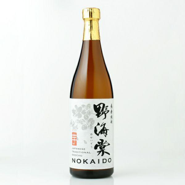 芋焼酎「野海棠」 720ml